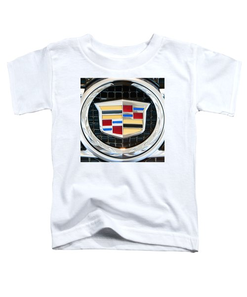 Cadillac Quality Toddler T-Shirt