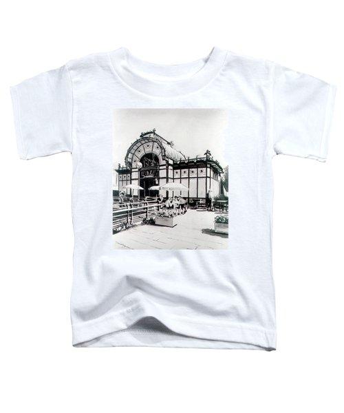 Cafe De Carl Toddler T-Shirt