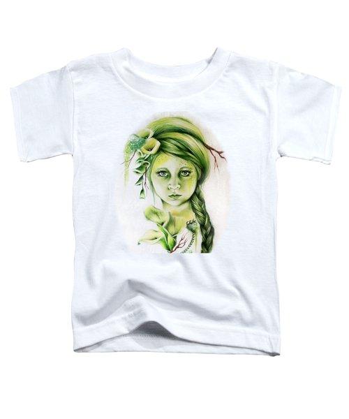 Cala Toddler T-Shirt by Sheena Pike