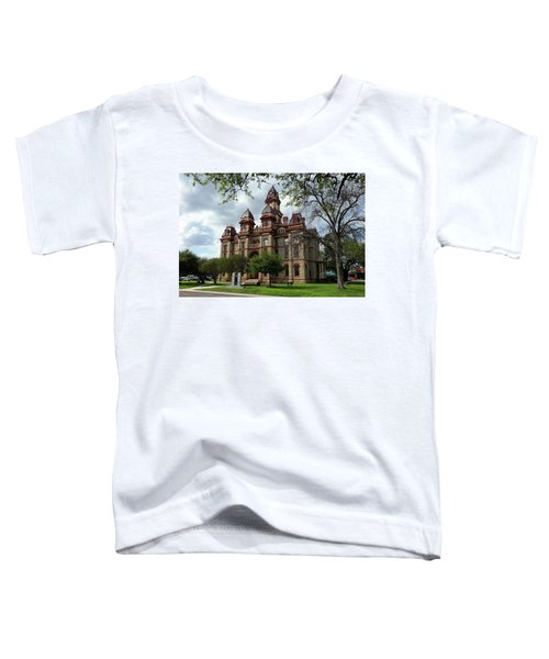 Caldwell County Courthouse Toddler T-Shirt