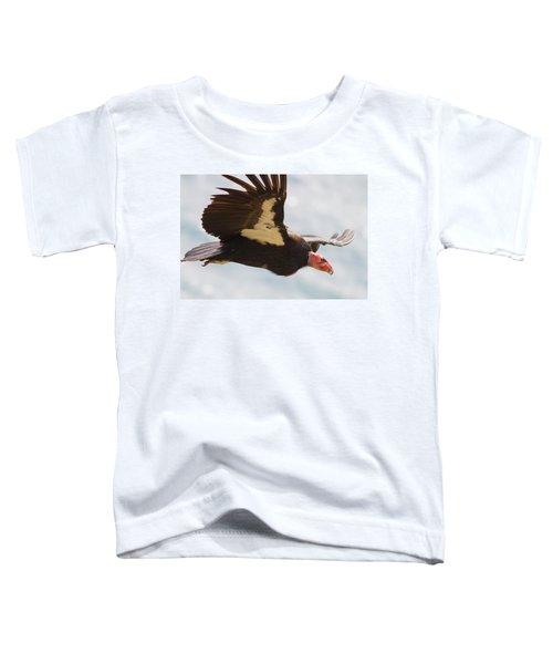 California Condor At Big Sur Toddler T-Shirt