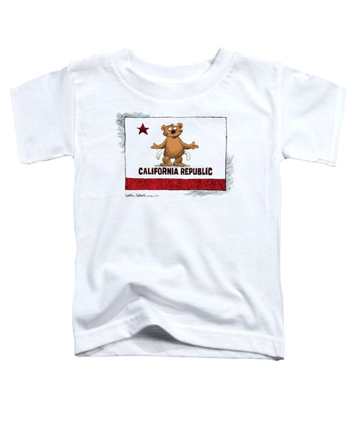 California Empty Pockets Toddler T-Shirt