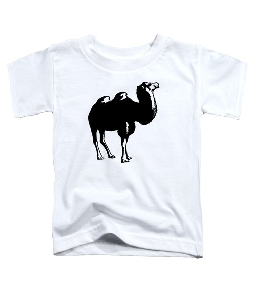 Camel - Camel Tee Shirt Toddler T-Shirt