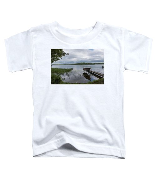 Camelot Island From Wilderness Point Toddler T-Shirt