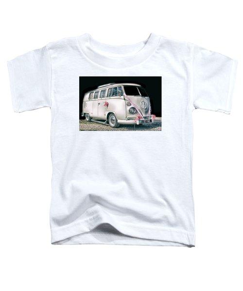 Campervan Toddler T-Shirt
