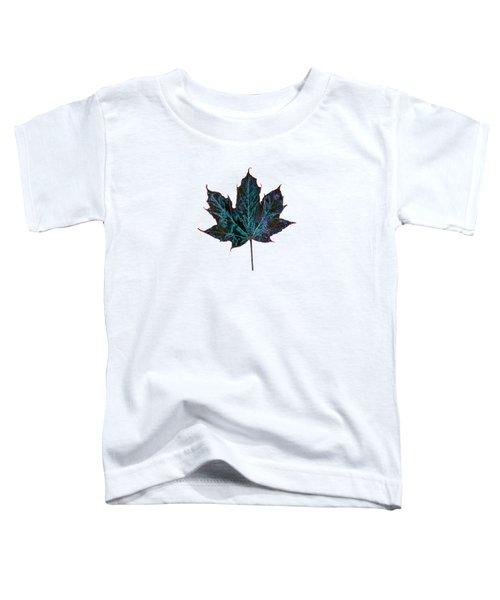 Canadian Diversity Maple Leaf Toddler T-Shirt