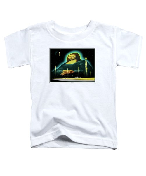 Candles For Mona Toddler T-Shirt