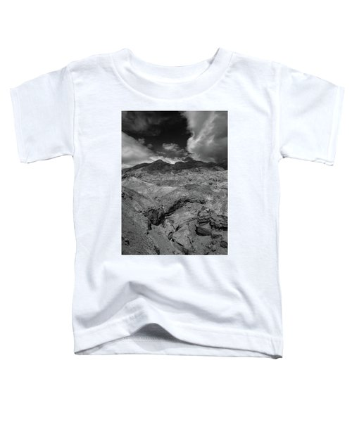 Canyon Relief Toddler T-Shirt