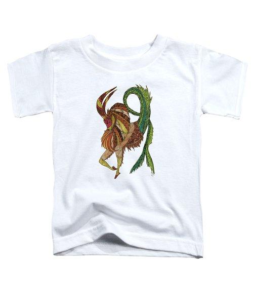 Capricorn Toddler T-Shirt