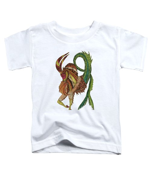 Capricorn Toddler T-Shirt