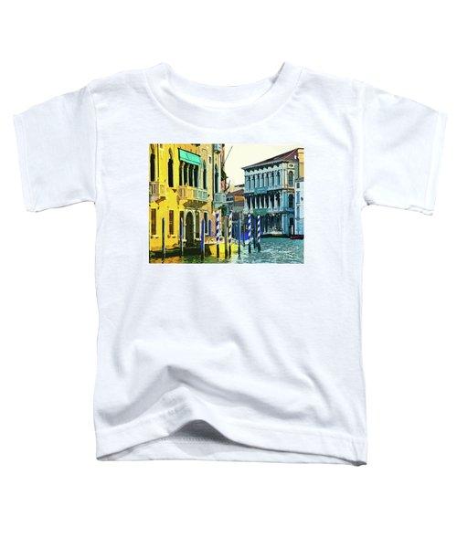 Ca'rezzonico Museum Toddler T-Shirt