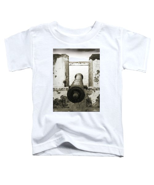 Caribbean Cannon Toddler T-Shirt