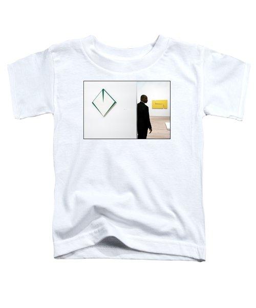Carmen Herrera At The Whitney 1 Toddler T-Shirt