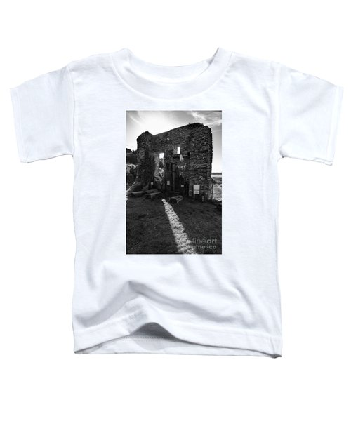 Photographs Of Cornwall Carnon Mine Toddler T-Shirt