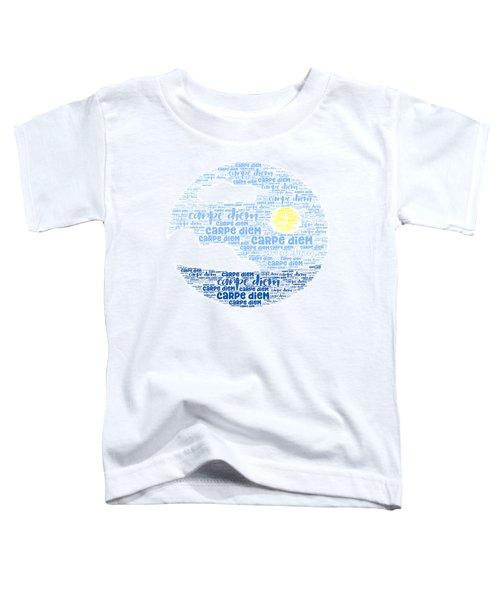 Carpe Aestatem Toddler T-Shirt