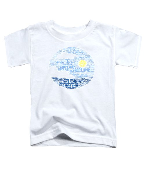 Carpe Aestatem Toddler T-Shirt