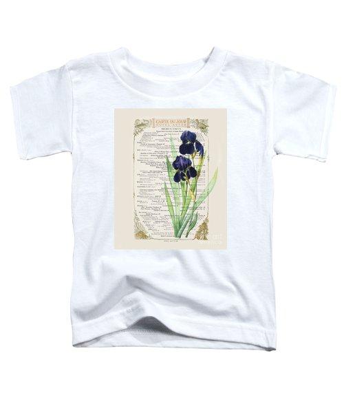 Carte Du Jour Toddler T-Shirt