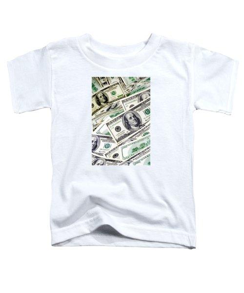 Cash Money Toddler T-Shirt