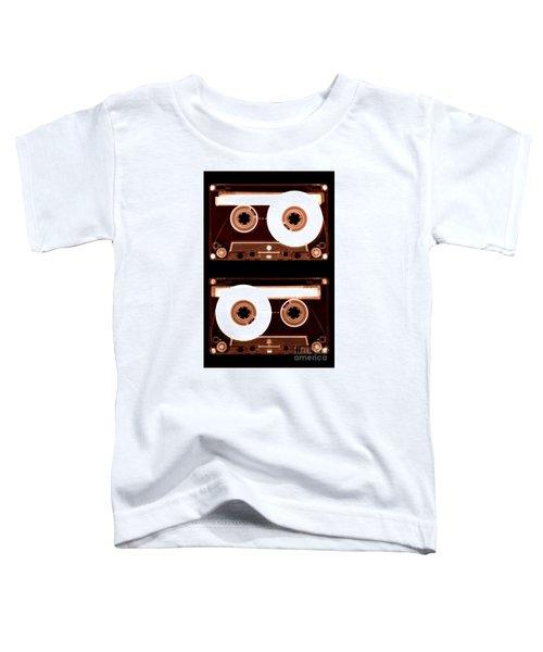 Cassette Tapes Toddler T-Shirt