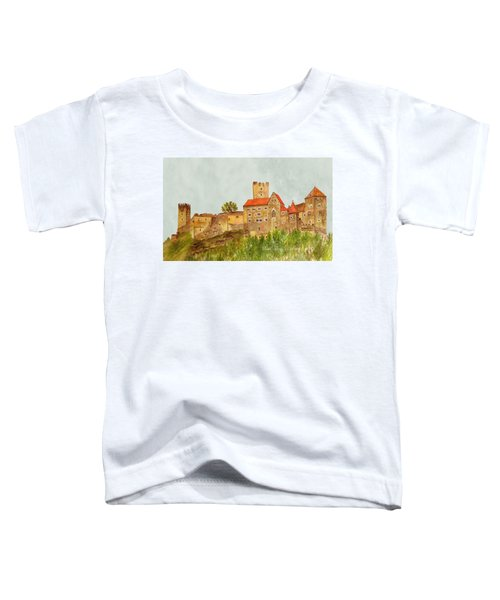 Castle Hardegg Toddler T-Shirt