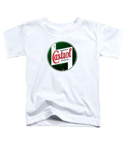 Castrol Motor Oil Toddler T-Shirt