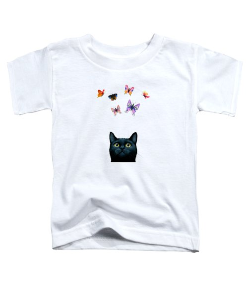 Cat 606 Toddler T-Shirt