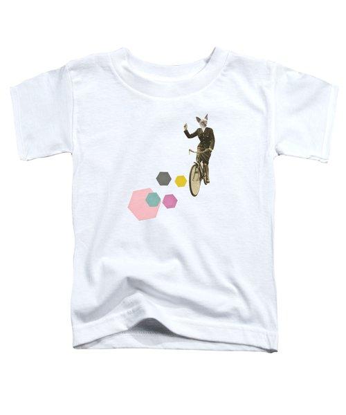 Cat Lady Toddler T-Shirt