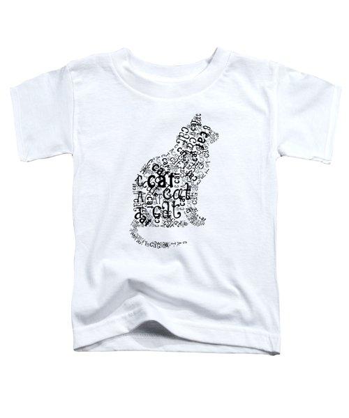 Cat Noir Toddler T-Shirt