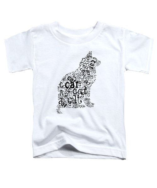 Cat Noir Toddler T-Shirt
