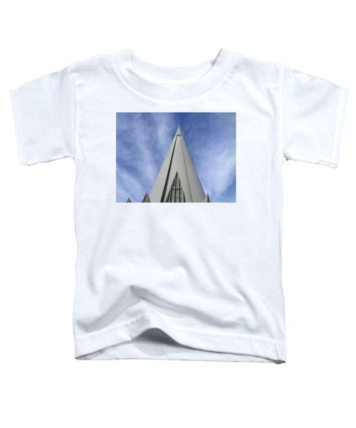 Cathedral Minor Basilica Our Lady Of Glory Toddler T-Shirt by Bruna Lima