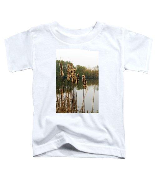 Cattails Toddler T-Shirt