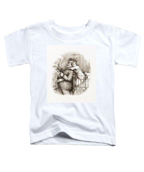 Caught Toddler T-Shirt