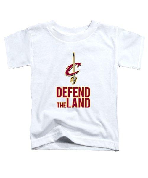 Cavs1 Toddler T-Shirt