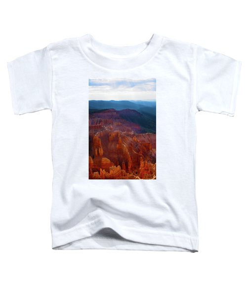 Cedar Breaks Brilliance Toddler T-Shirt