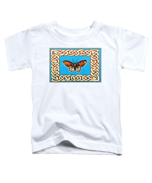 Celtic Butterfly Toddler T-Shirt