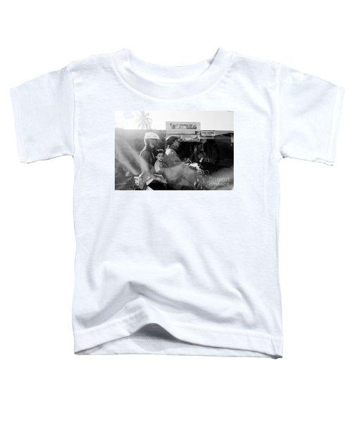Center Toddler T-Shirt