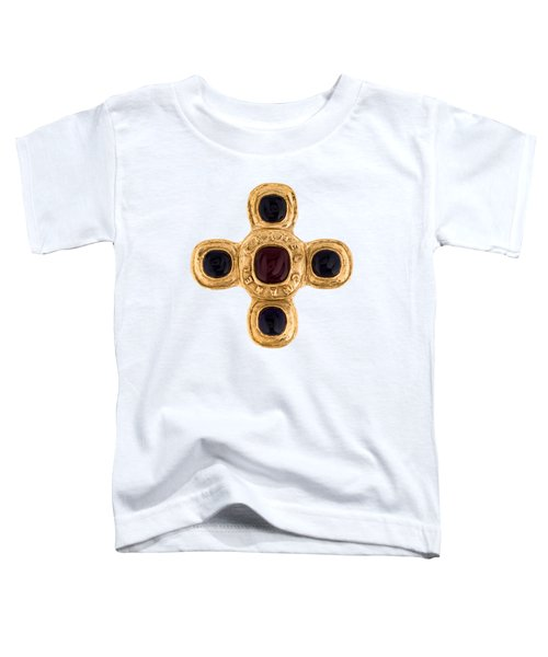 Chanel Jewelry-12 Toddler T-Shirt