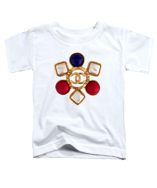 Chanel Jewelry-14 Toddler T-Shirt