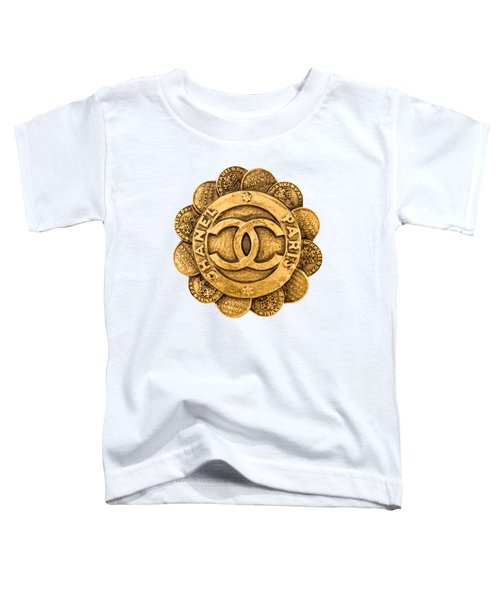 Chanel Jewelry-2 Toddler T-Shirt
