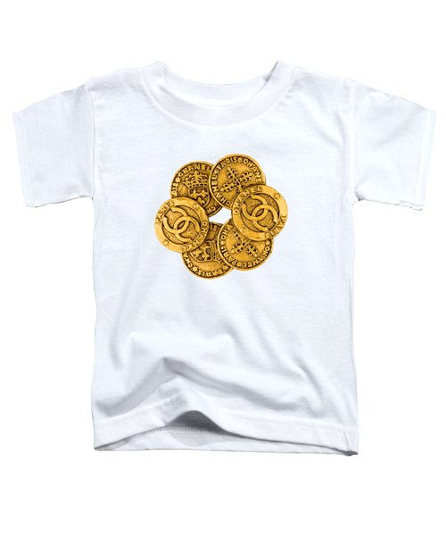 Chanel Jewelry-3 Toddler T-Shirt