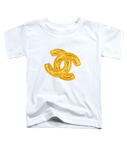 Chanel Jewelry-4 Toddler T-Shirt