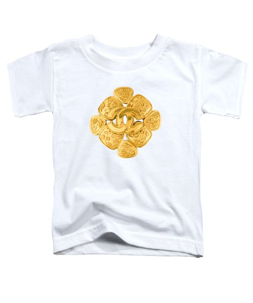 Chanel Jewelry-5 Toddler T-Shirt