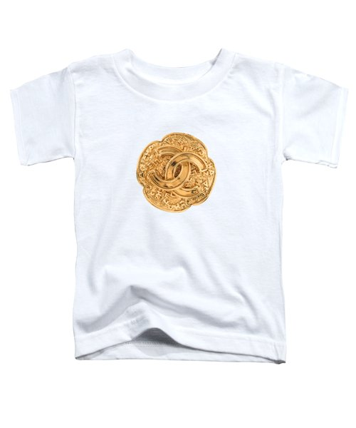 Chanel Jewelry-7 Toddler T-Shirt