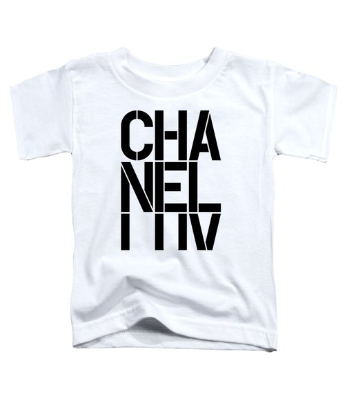 Chanel Luv-1 Toddler T-Shirt