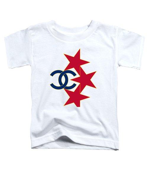 Chanel Stars-10 Toddler T-Shirt