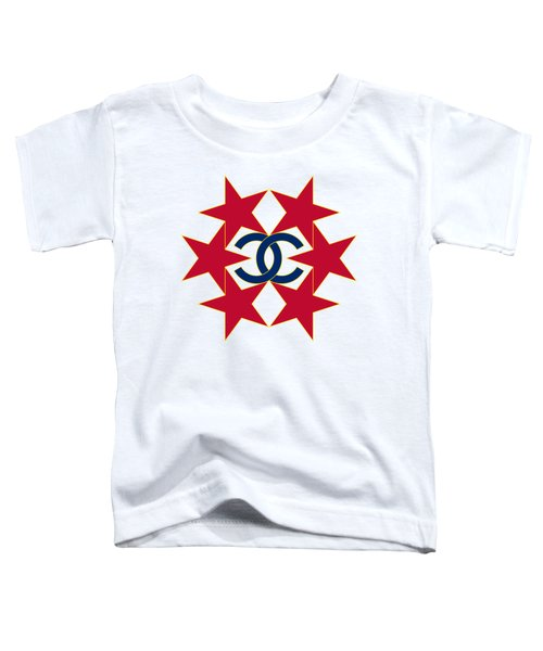 Chanel Stars-12 Toddler T-Shirt