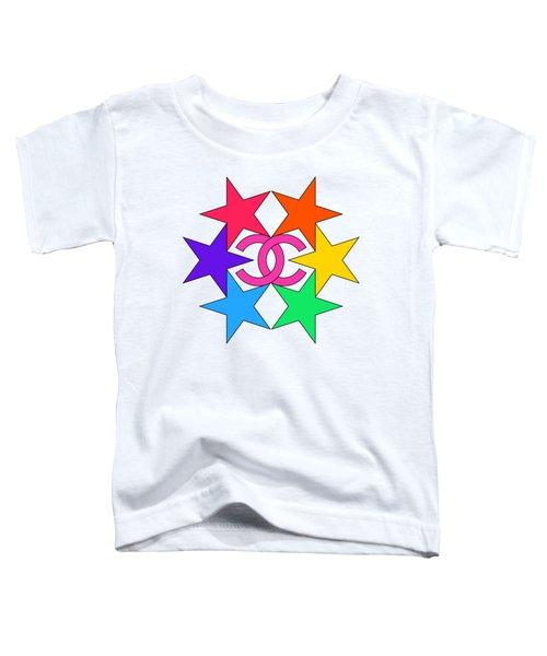 Chanel Stars-15 Toddler T-Shirt