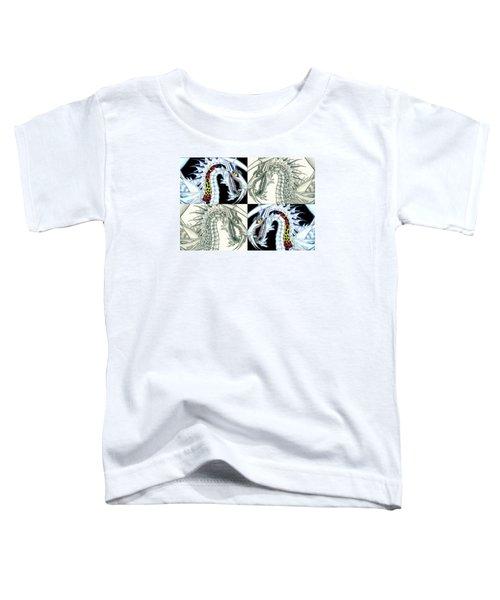 Chaos Dragon Fact Vs Fiction Toddler T-Shirt