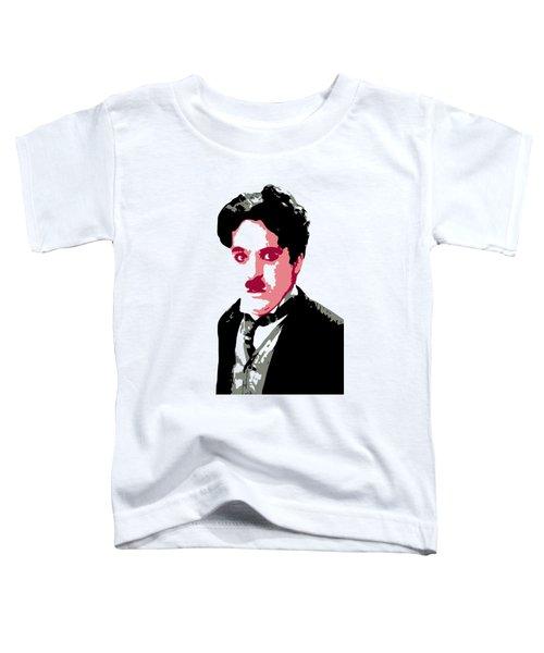 Charlie Chaplin Toddler T-Shirt