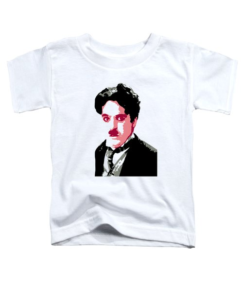 Charlie Chaplin Toddler T-Shirt